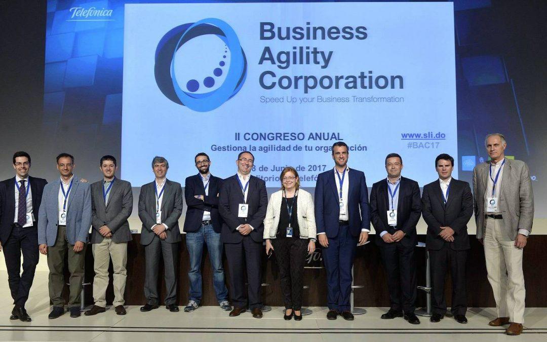 2º Congreso Nacional de Business Agility «Gestiona la agilidad de tu organización»