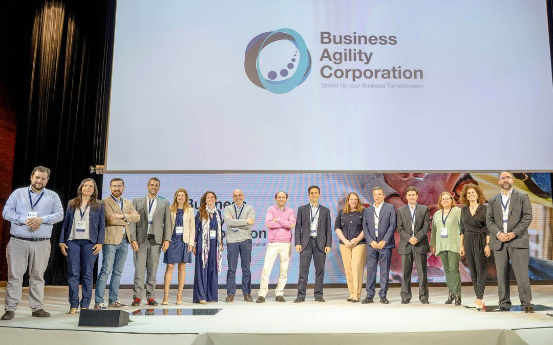 3º Congreso Nacional de Business Agility «Speed up your Business Transformation»