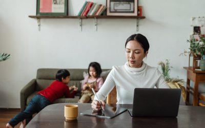 Conciliación y teletrabajo según Microsoft