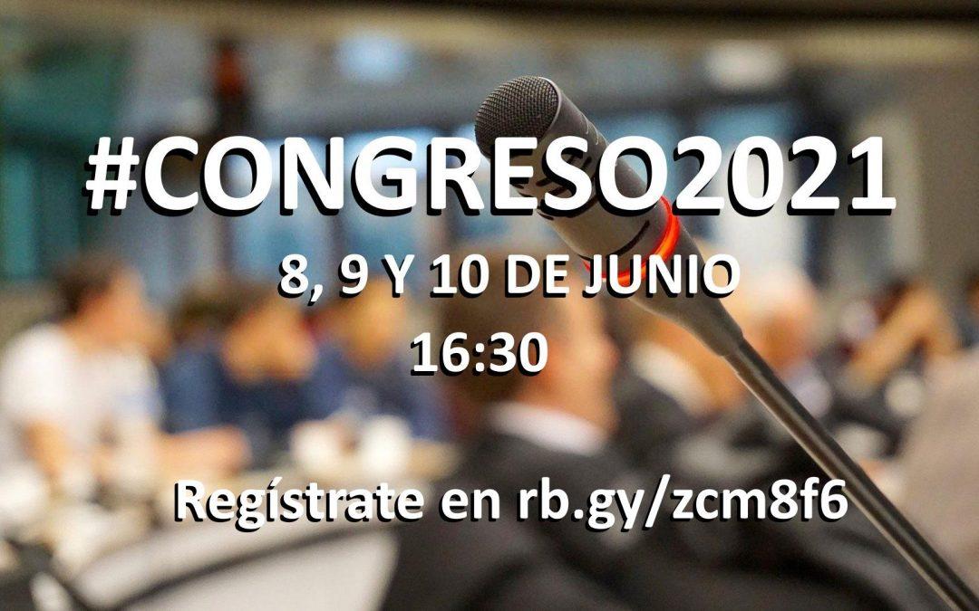 No te pierdas el #CongresoBAC2021